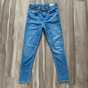 Rag & Bone Cate Mid-Rise Jeans
